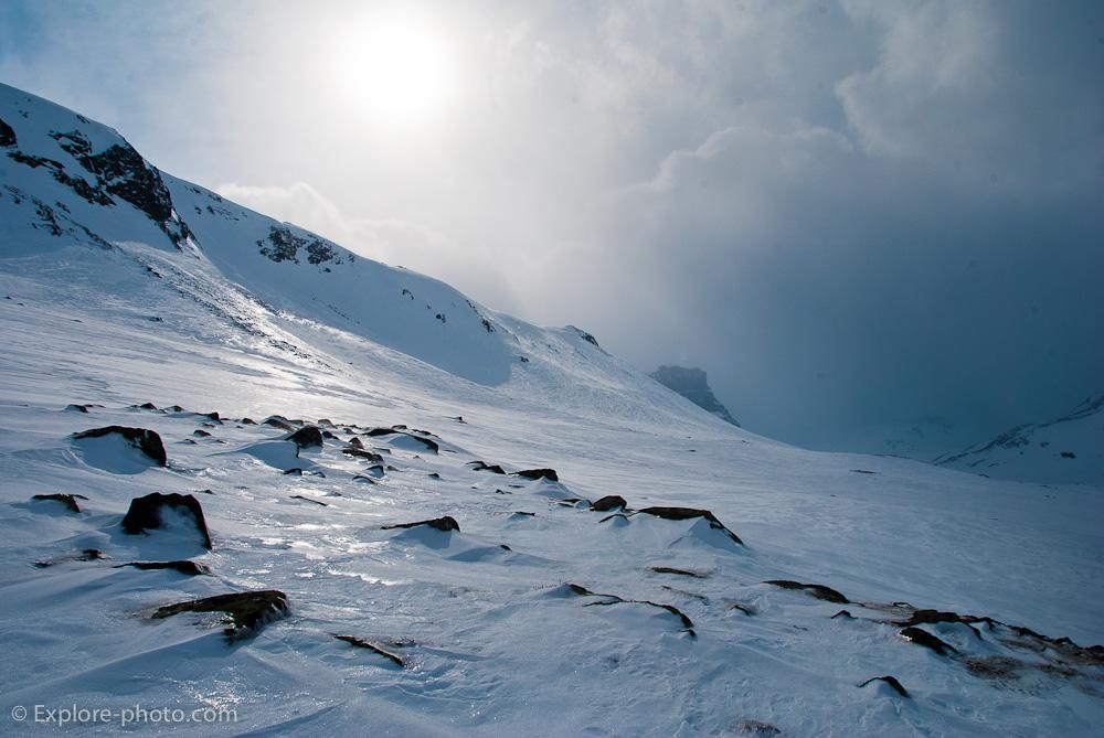 Raid en Norvège : II – Dans le Jotunheimen