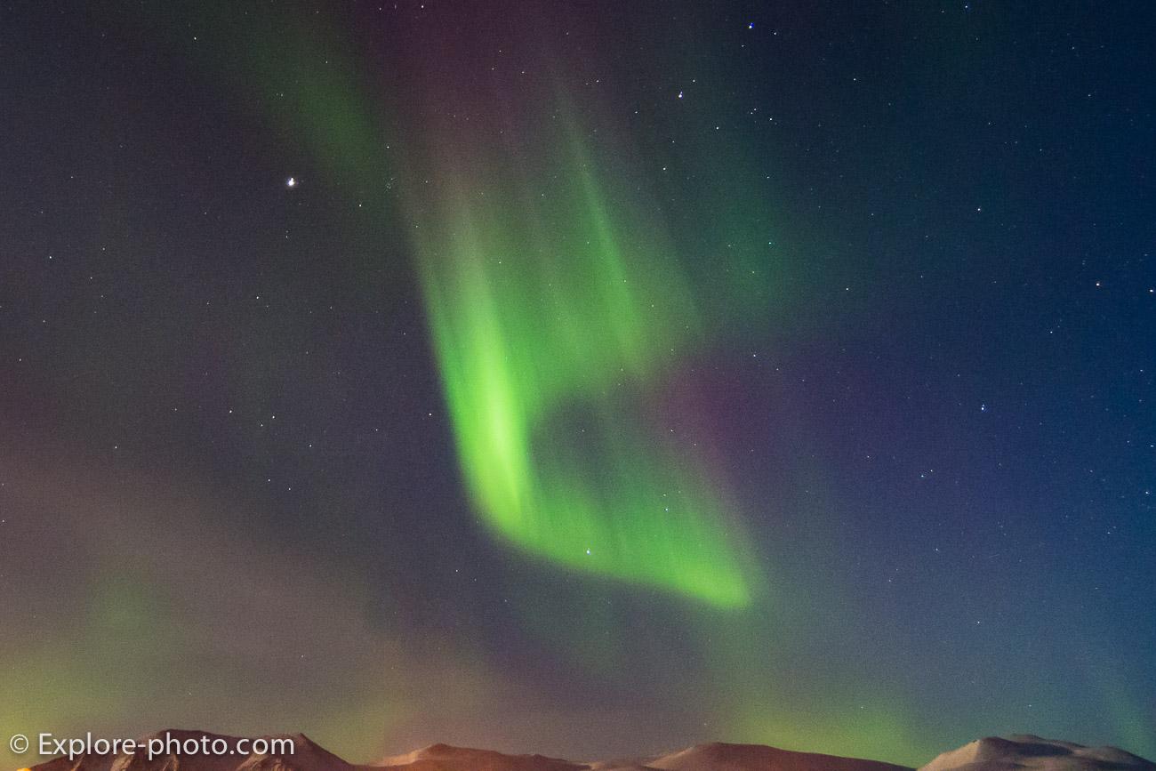 aurore boréale qik baffin