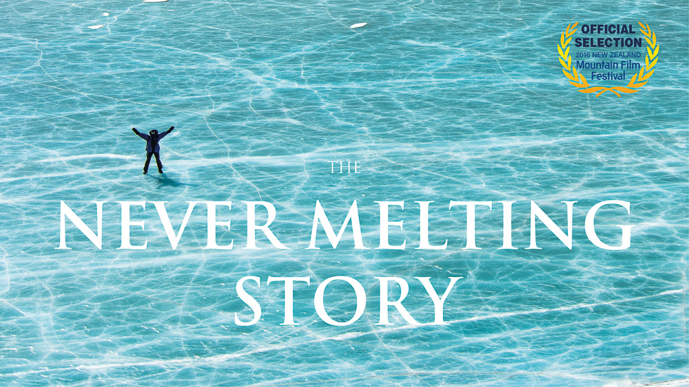 The never melting story / La glace sans fin – Teaser