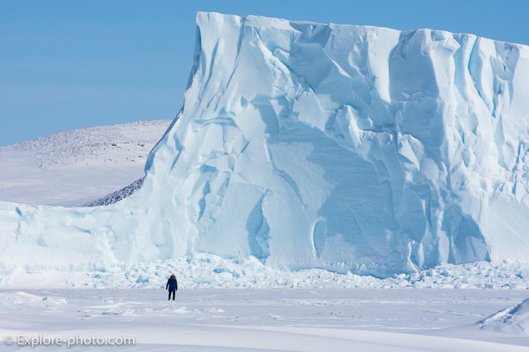 Traversée de la Terre de Baffin : premières images